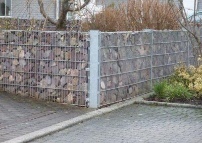 Gabionen / Stahlmatten